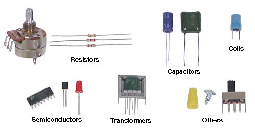Active and Passive Electronic Components | Electronics Tutorial ...