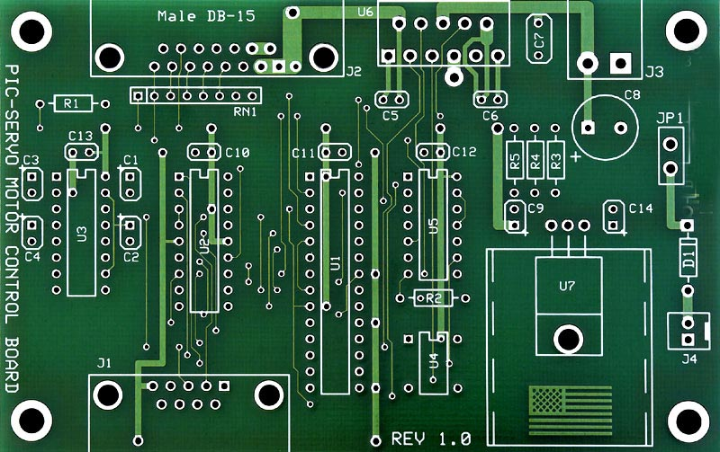 Printed Circuit Board: Design, Diagram and Assembly | Electronics ...
