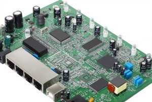 PCBA or Printed Circuit Board Assembly