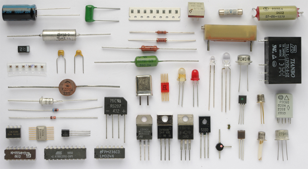 Active and Passive Electronic Components