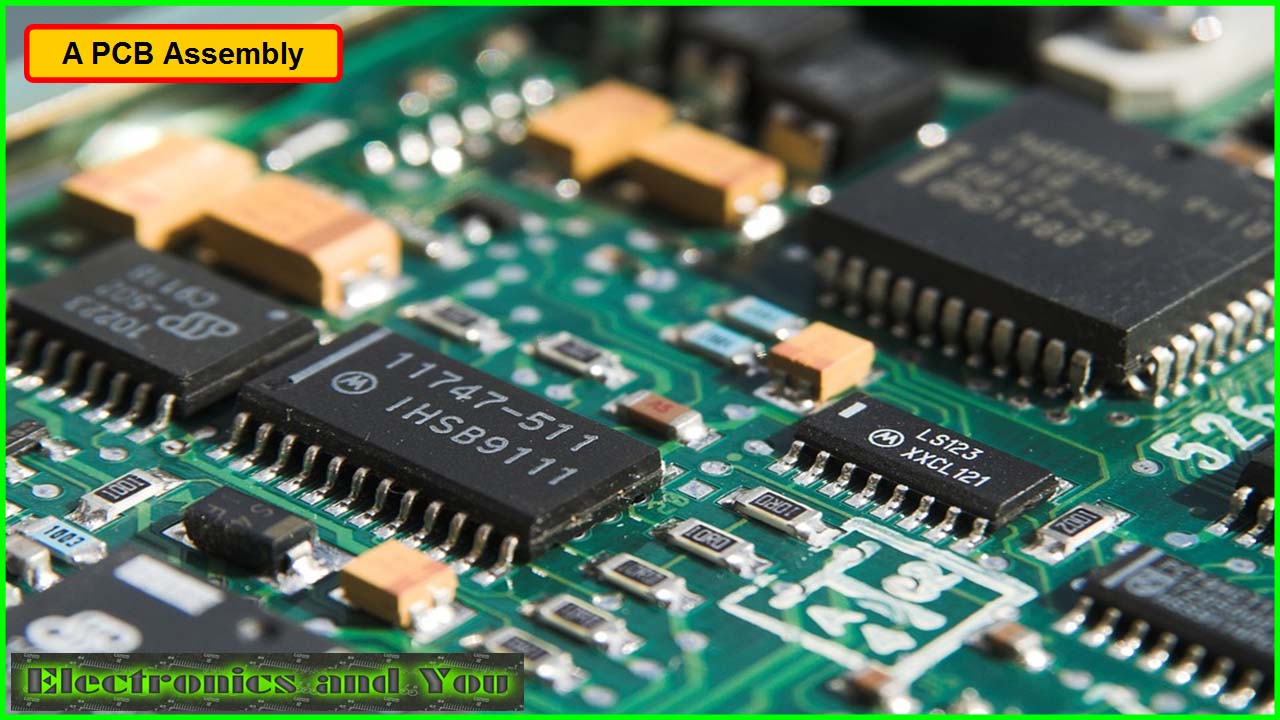 Printed Circuit Board Assembly – PCBA Design & Manufacturing