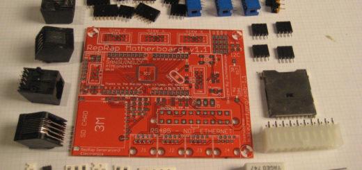Printec Circuit Board Prototype