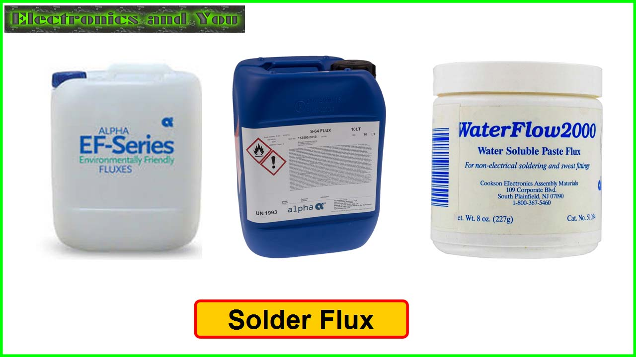 What is Solder Flux | How to Use Flux in Soldering