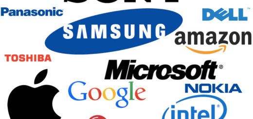 Top Electronic Companies in the World