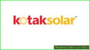 Kotak Urja / Kotak Solar Logo