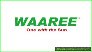 WAAREE Logo (Top 10 Solar Companies in India)