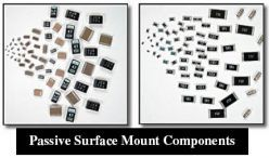 Passive Surface Mount Electronic Components