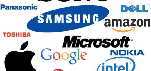 Consumer Electronics Companies