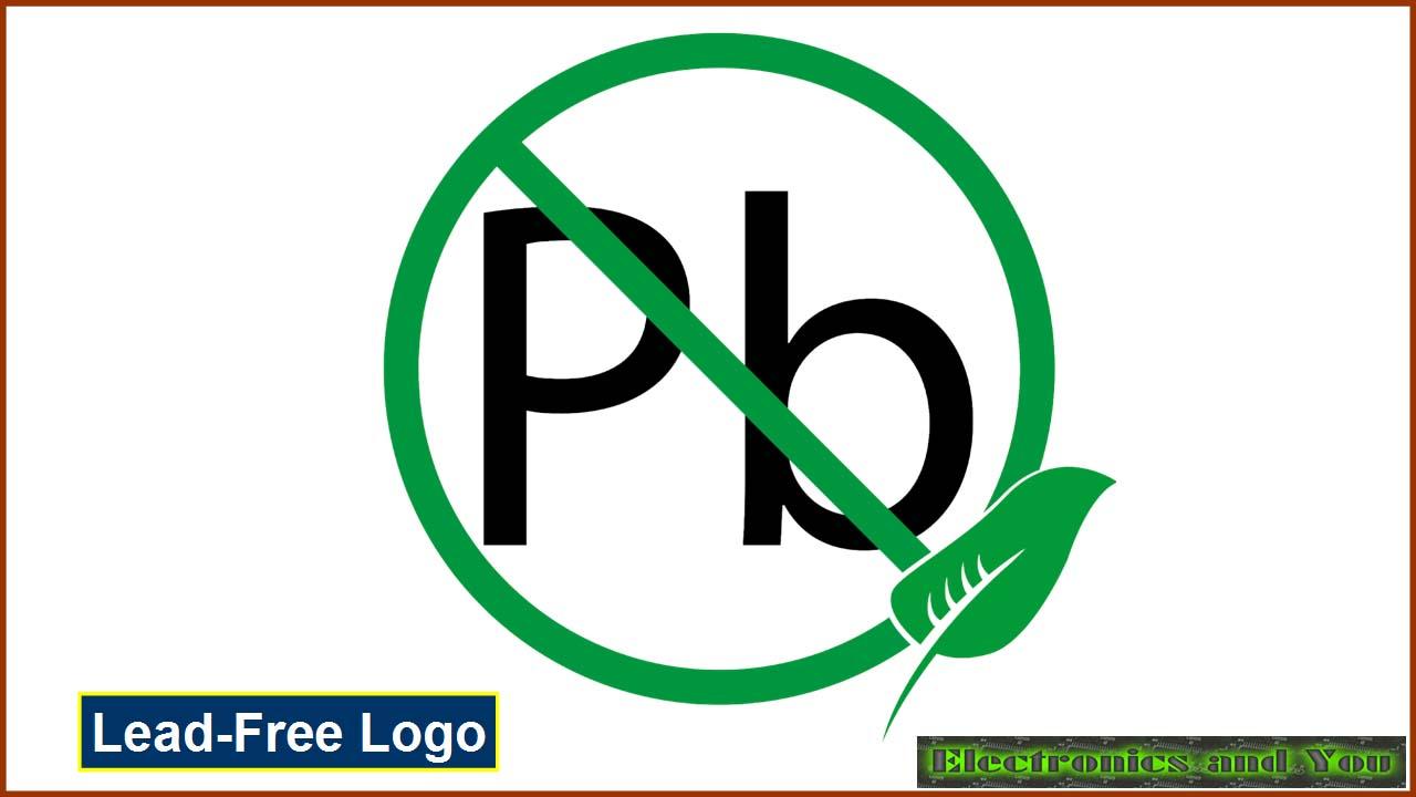 Lead Free Logo
