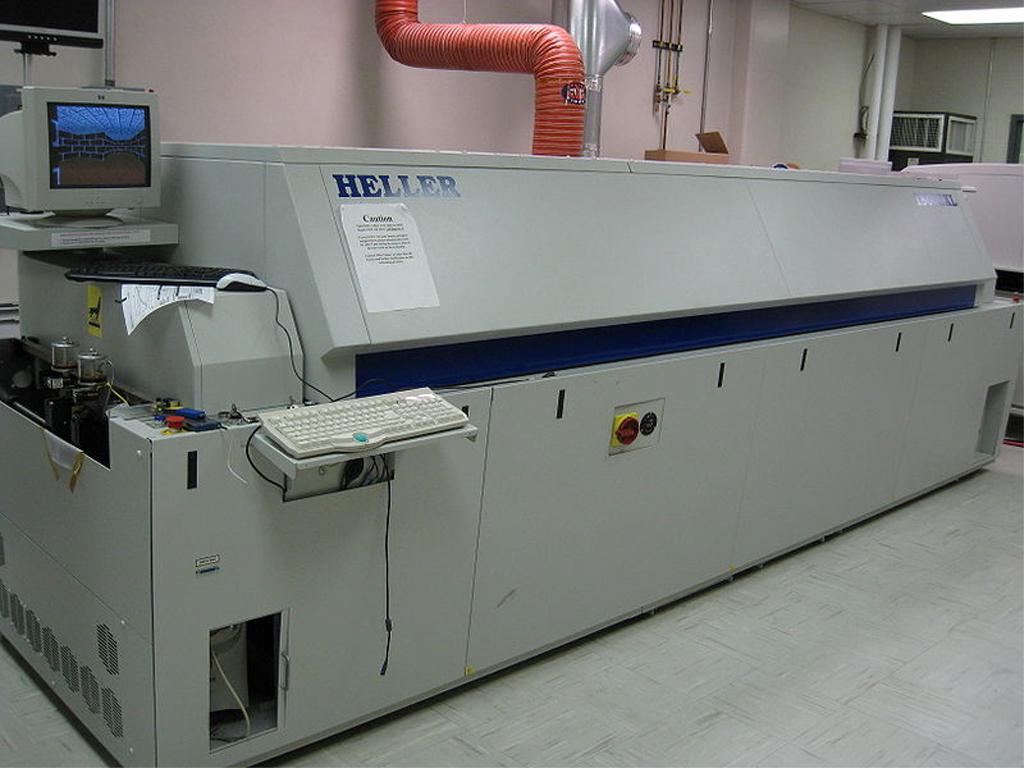 Reflow Oven Machine