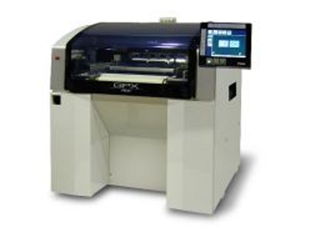 Solder Paste Screen Printer Machine for Screen Printing in