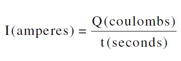 Charge-Current Formula
