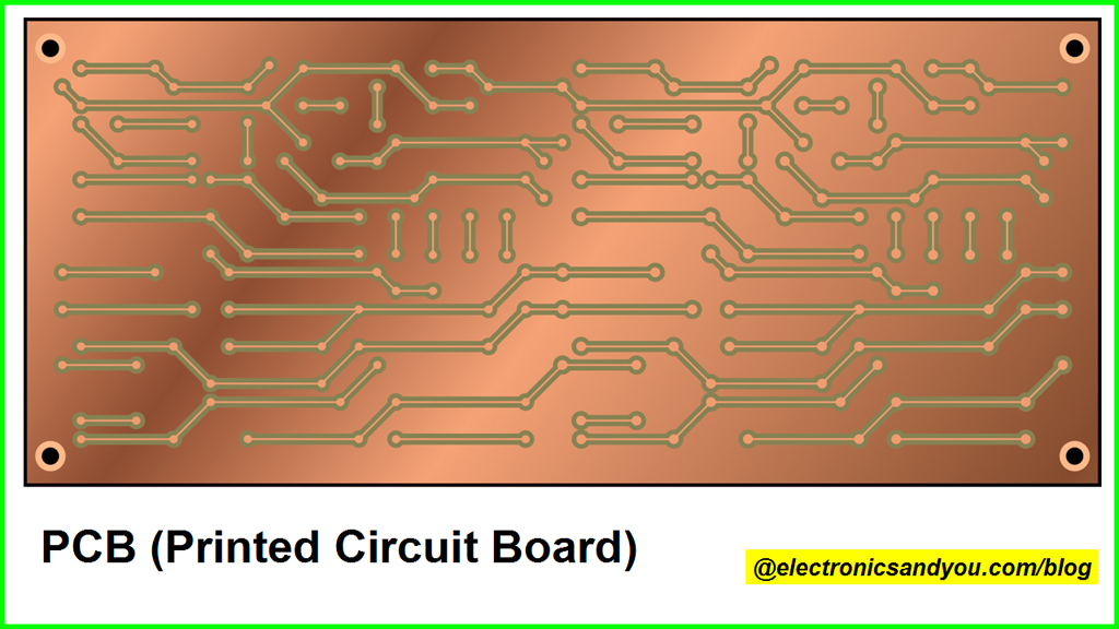 PCB or Printed Circuit Board
