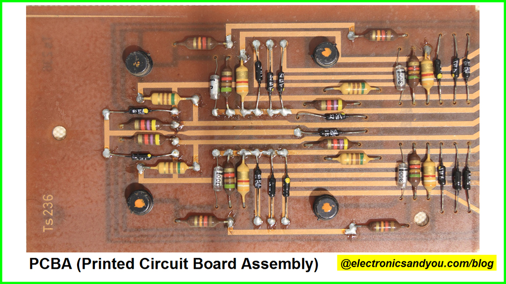 Circuit Board Assembly Process Flow Chart Related Images