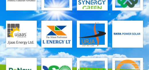Top 10 Solar Companies in India Listed in Stock Market