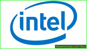 Intel Logo (Top USA Semiconductor Companies)