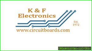 K&F Electronics Logo - PCB Assembly Companies in USA