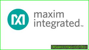 Maxim Integrated Products Logo