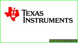 Texas Instruments Logo (Top Semiconductor Company in USA)