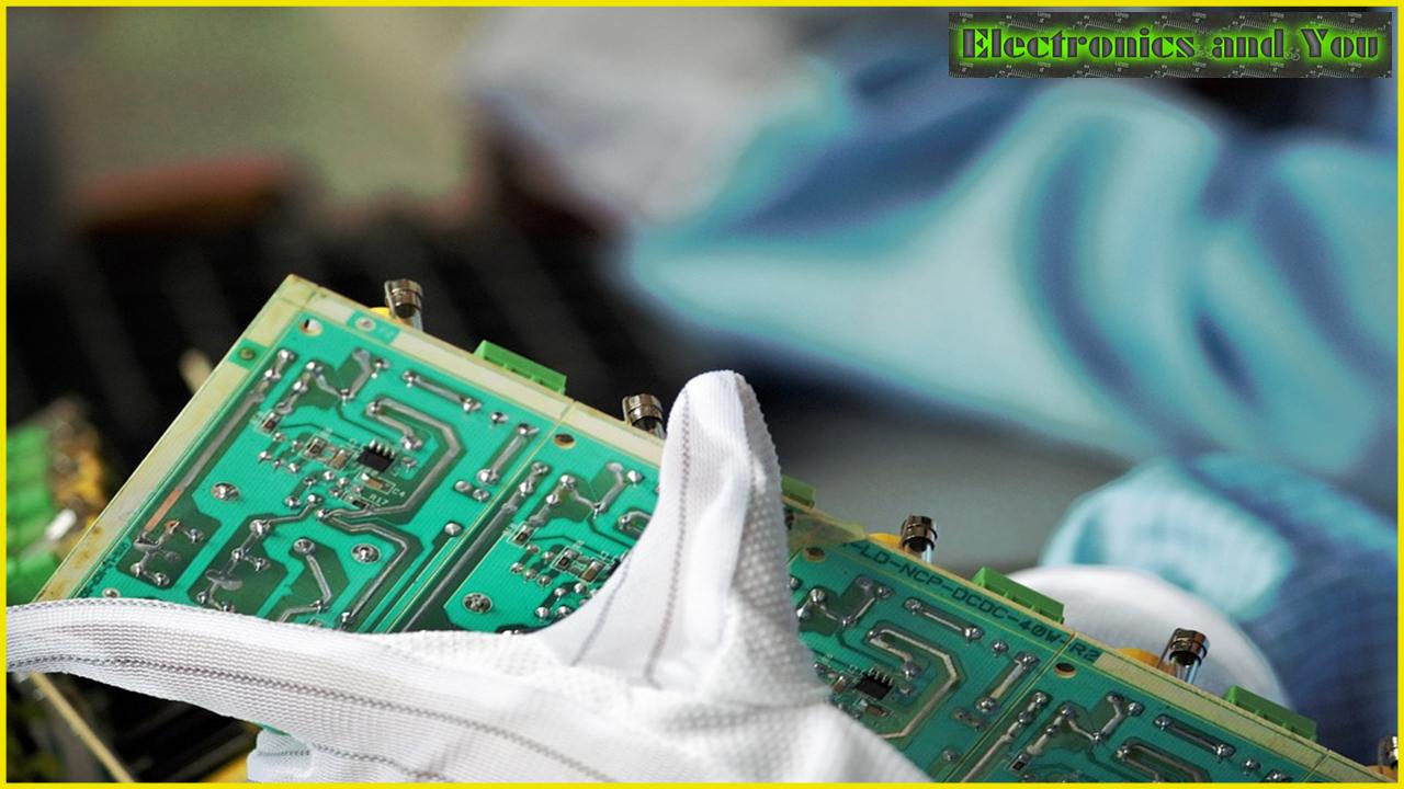 Advanced PCB