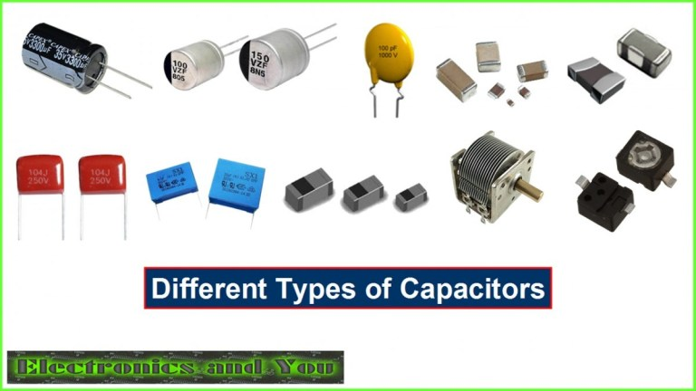 Capacitor is a Passive Electronic Component