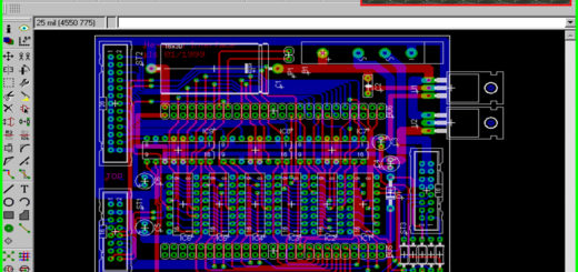 Eagle PCB Designing Software