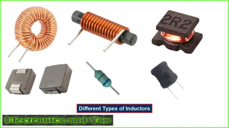 Inductors are Passive Electronic Components