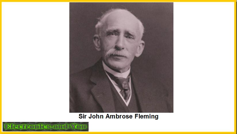 Sir John Ambrose Fleming